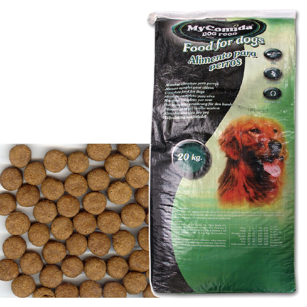 Duck Food Dog My Comida 20 kg