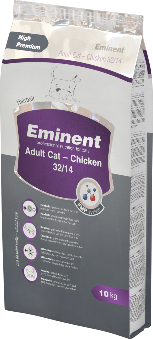 Eminent Cat Adult Chicken 10kg+1kg