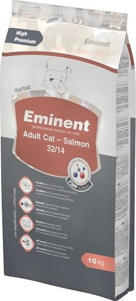 Eminent Adult Cat Salmon 10kg+1kg