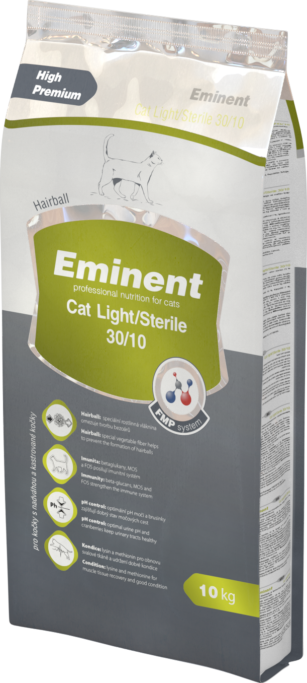 Eminent Cat Light Sterile 10kg+1kg