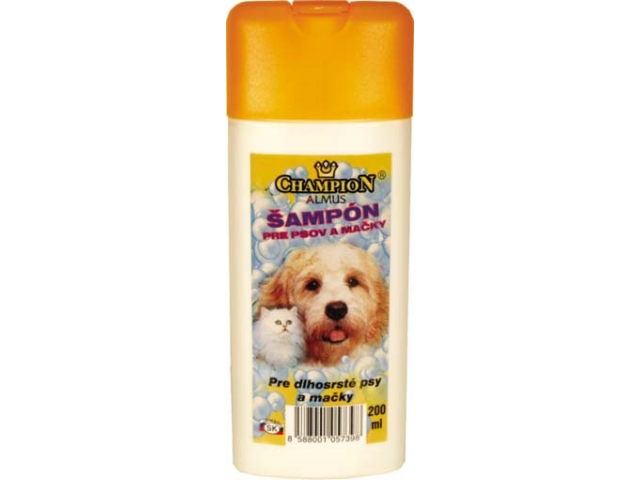 Šampon CHAMPION s kondicionerem 200ml