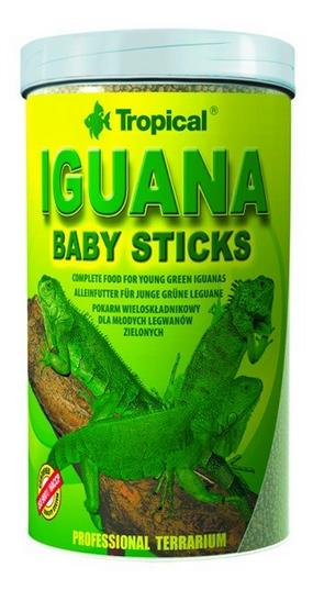 TROPICAL Iguana Baby Sticks 250ml