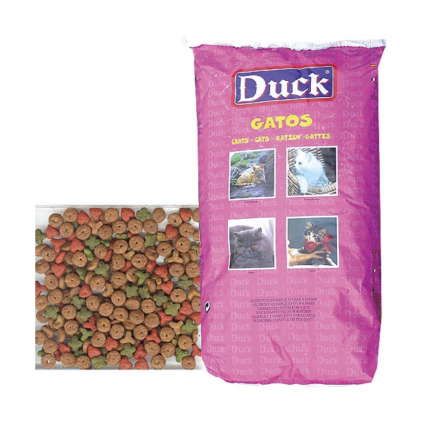 Duck Cat Mix 20 kg
