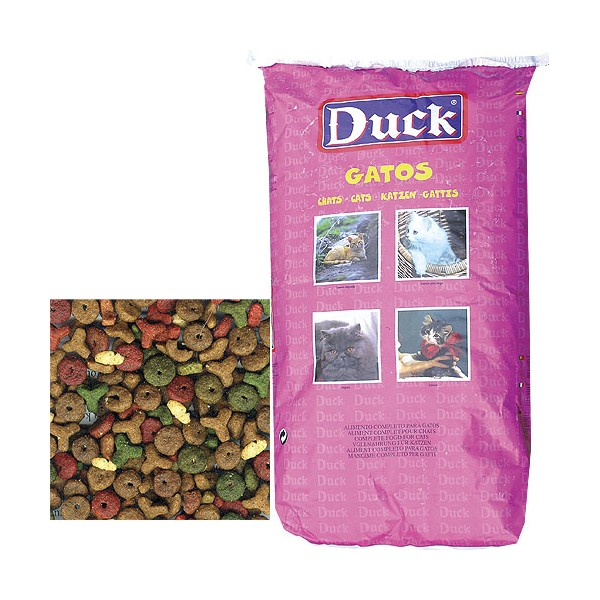 Duck Cat Chicken + Eggs + Rice 20 kg
