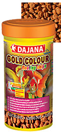 DAJANA Gold Colour Floating chips 250ml