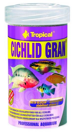 TROPICAL Cichlid Gran 100ml