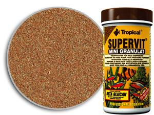TROPICAL Supervit Mini granulát 250ml