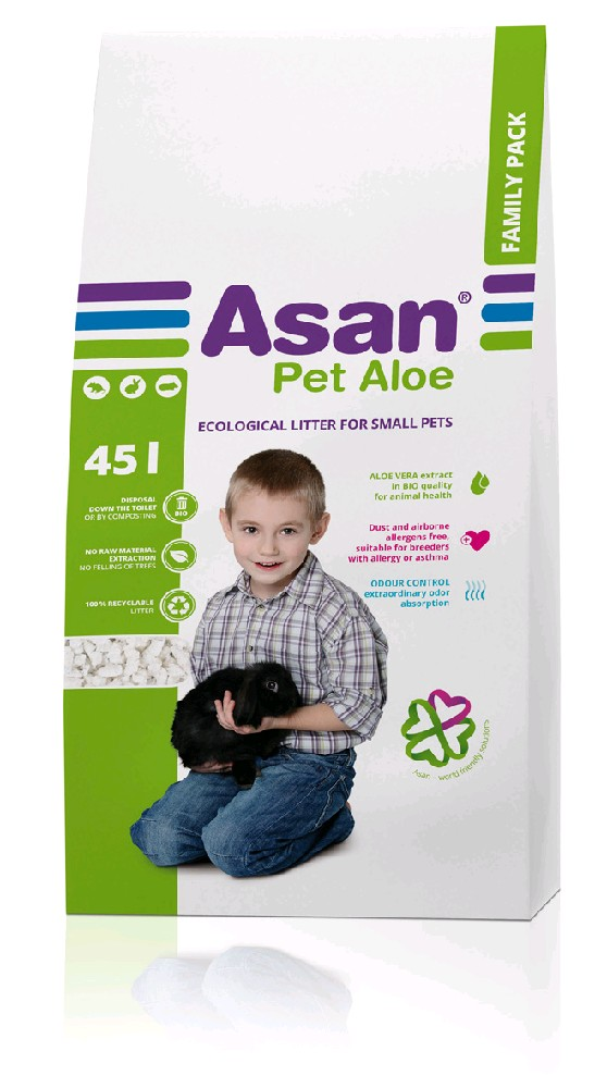 Asan Pet Aloe Family 45 l