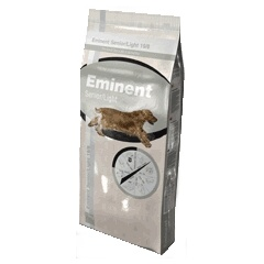 Eminent Dog Senior Light 15kg+2kg