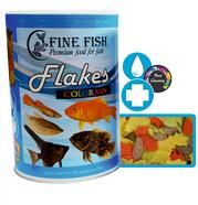 Fine Fish Flakes Color Mix 1000ml