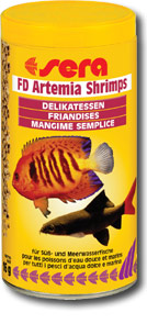 sera FD-Artemia Shrimps 100 ml